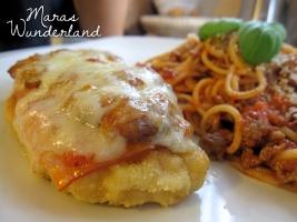 Schnitzel Parmigiana 06