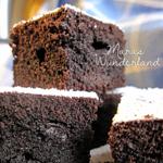Klassische Brownies